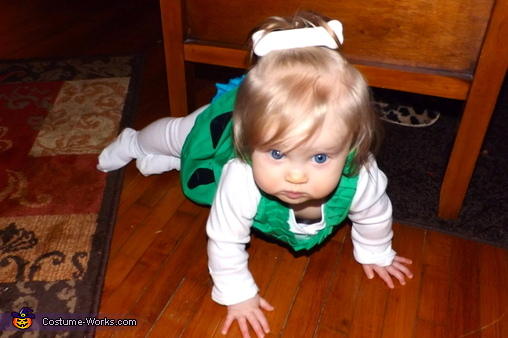 Flinstones... Meet the Flinstones., Pebbles Flintstone Baby Costume
