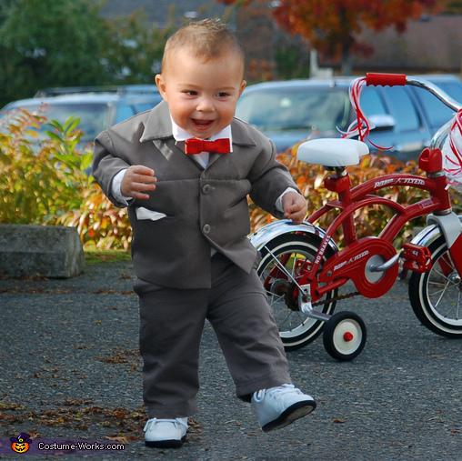 Pee-Wee Herman Baby Costume