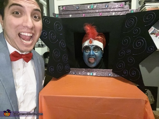 Pee Wee's Playhouse Costume