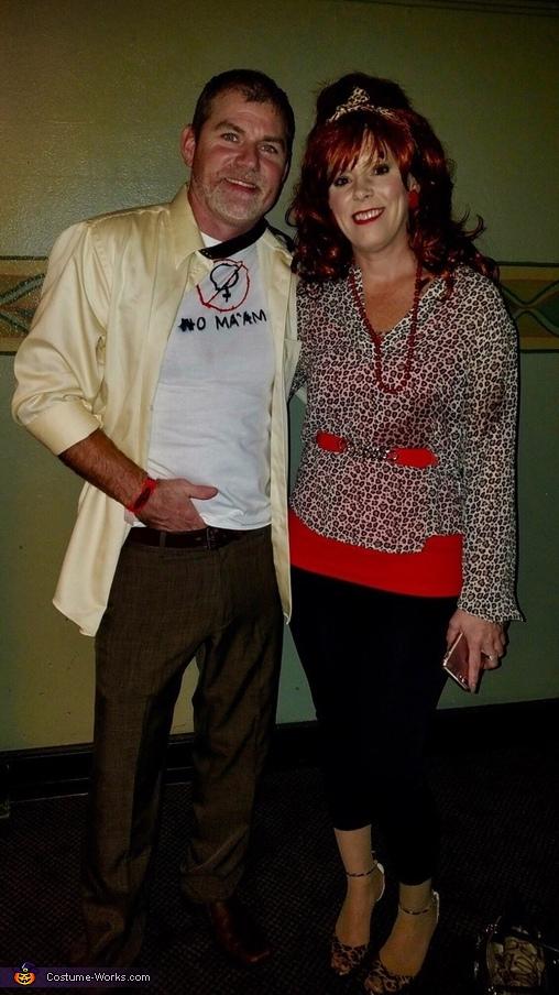 Peg and Al Bundy Costume