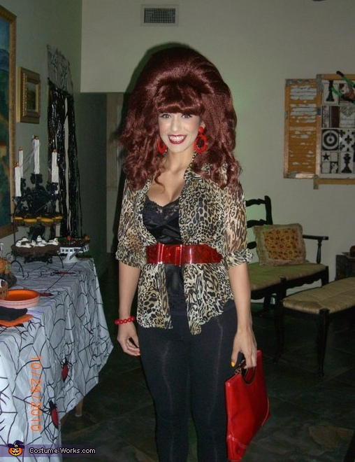 Peggy Bundy Costume