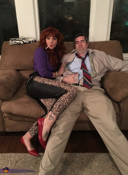 Peggy and Al Bundy Costume