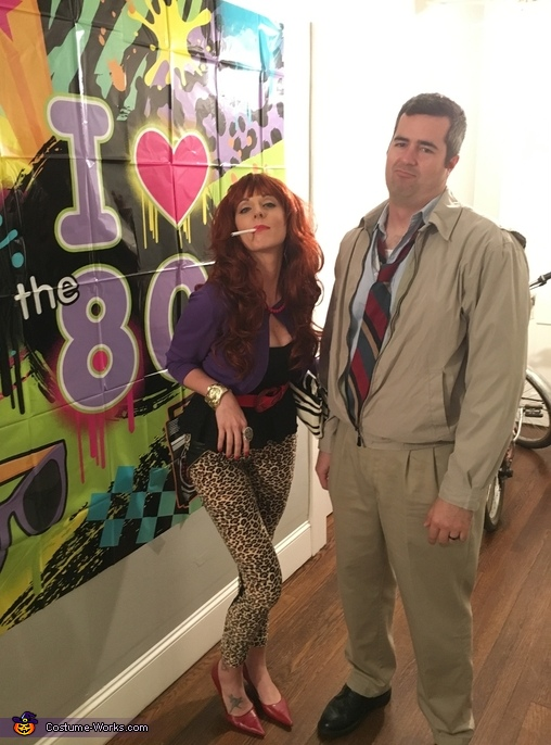 Peggy and Al Bundy!, Peggy and Al Bundy Costume