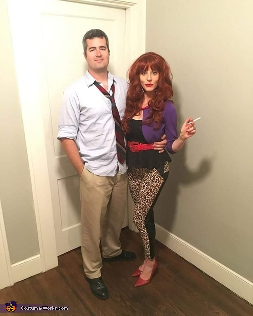 Al and Peggy in Love!, Peggy and Al Bundy Costume