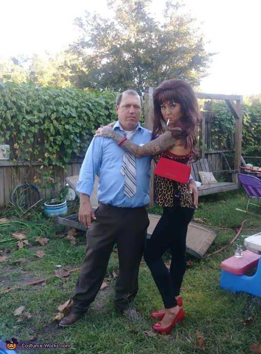 Peg Bundy Al Bundy Married with Children, Peggy and Al Bundy Married with Children Costume