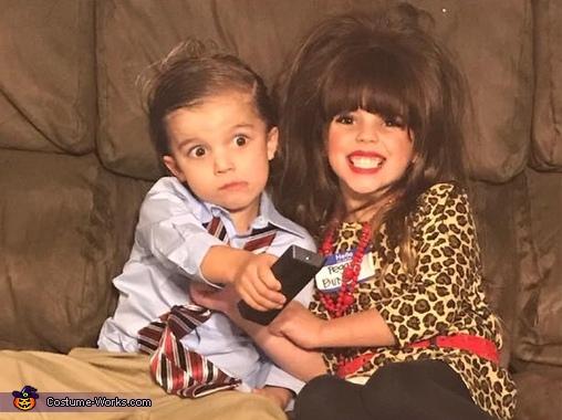 Peggy & Al Bundy Costume