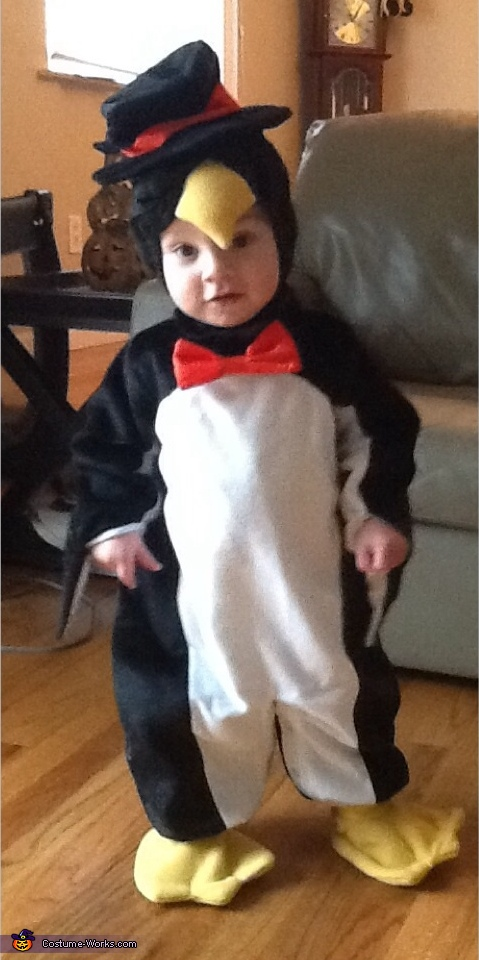 penguin baby costume - Infant Penguin Halloween Costume
