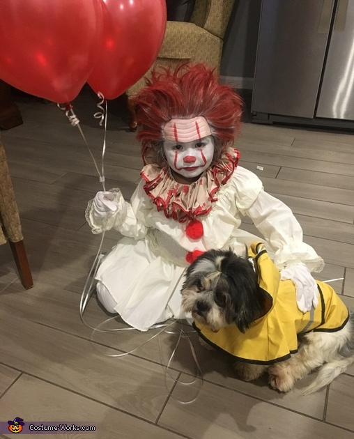 Pennywise Boys Costume