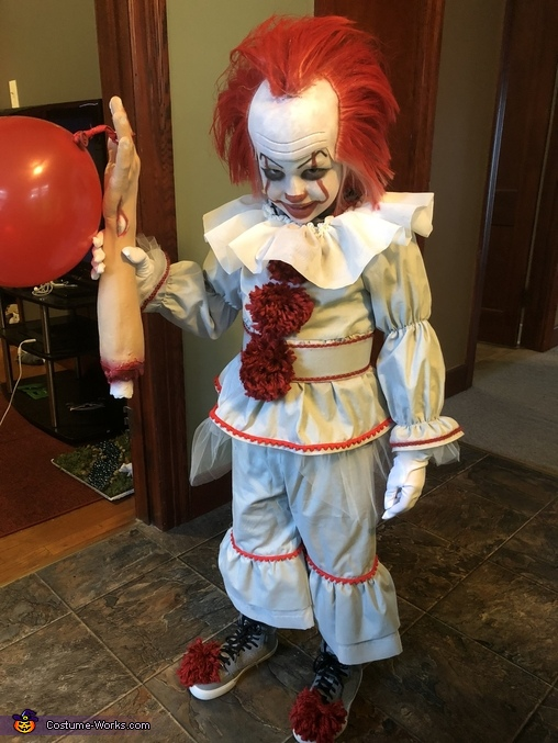 great pennywise costume for kids   photo 2 3