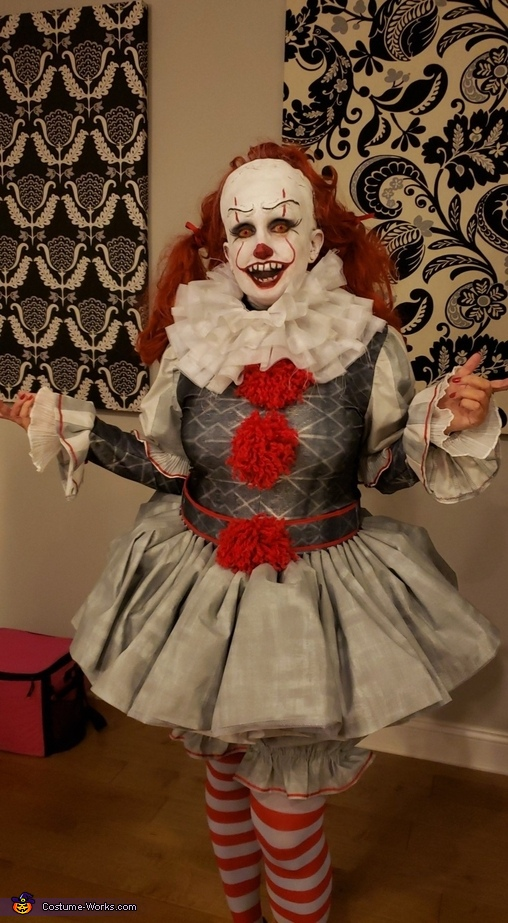Pennywise Turns 50 Costume