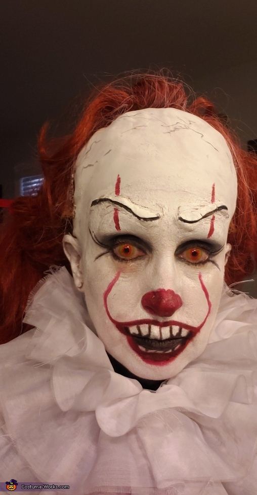 Look into My Eyes, Pennywise Turns 50 Costume