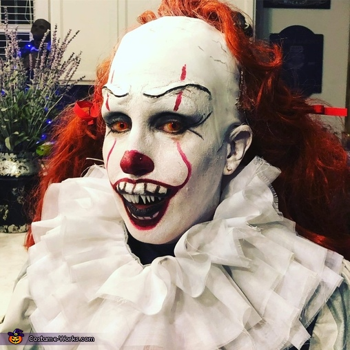 I'll Only Eat a Little, Pennywise Turns 50 Costume