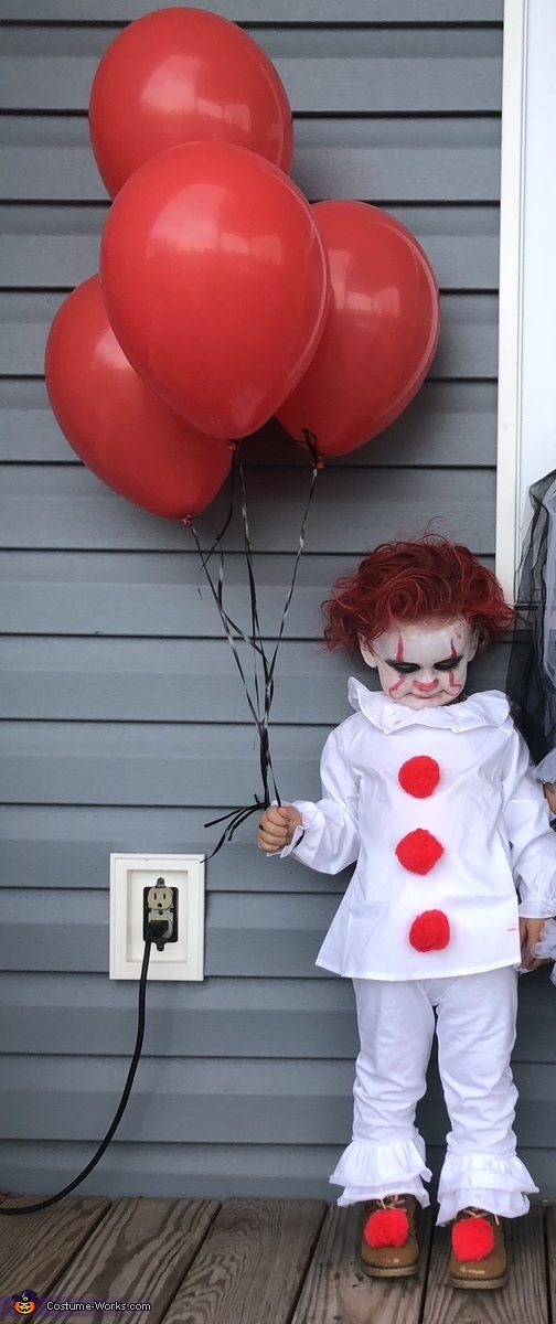 Pennywise, Pennywise Costume