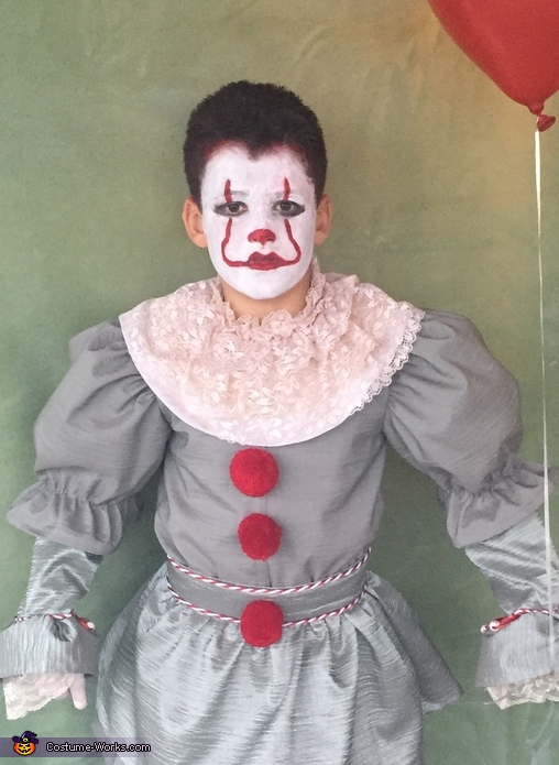 Pennywise 2017, Pennywise 2017 Costume