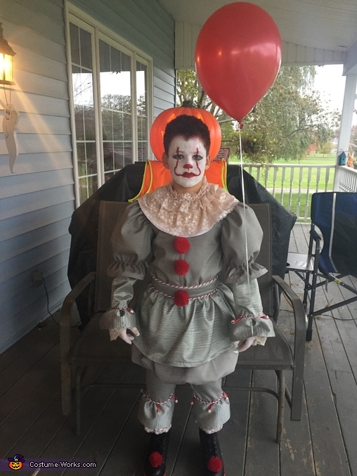 Pennywise 2017 Costume
