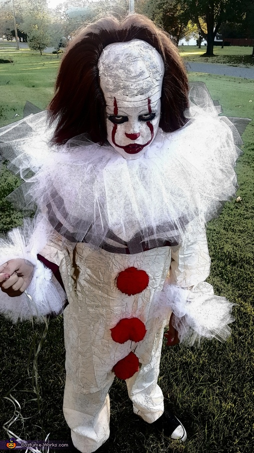 pennywise, Pennywise and Annabelle Costume