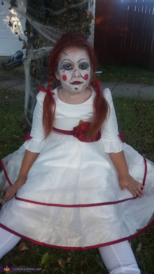 annabelle, Pennywise and Annabelle Costume