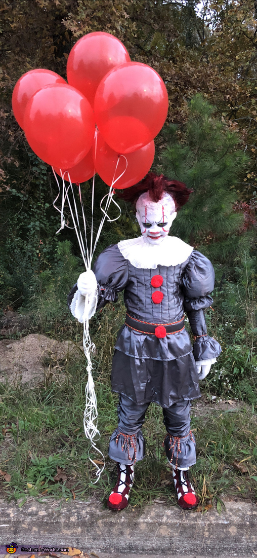 Pennywise, Pennywise and Georgie Costume