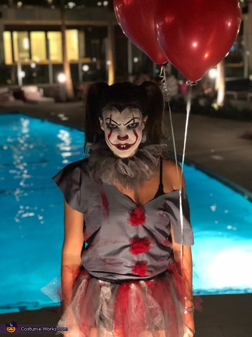 pennywise and georgie from it costume photo 4 5