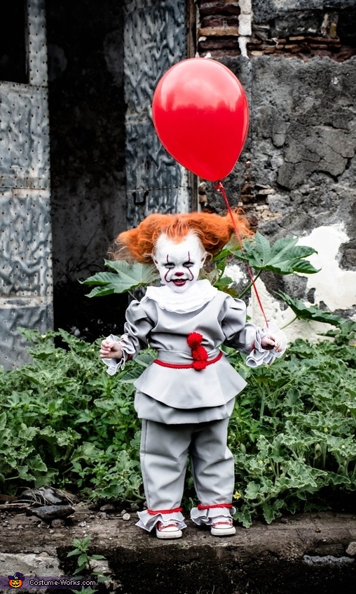 Pennywise Baby Costume