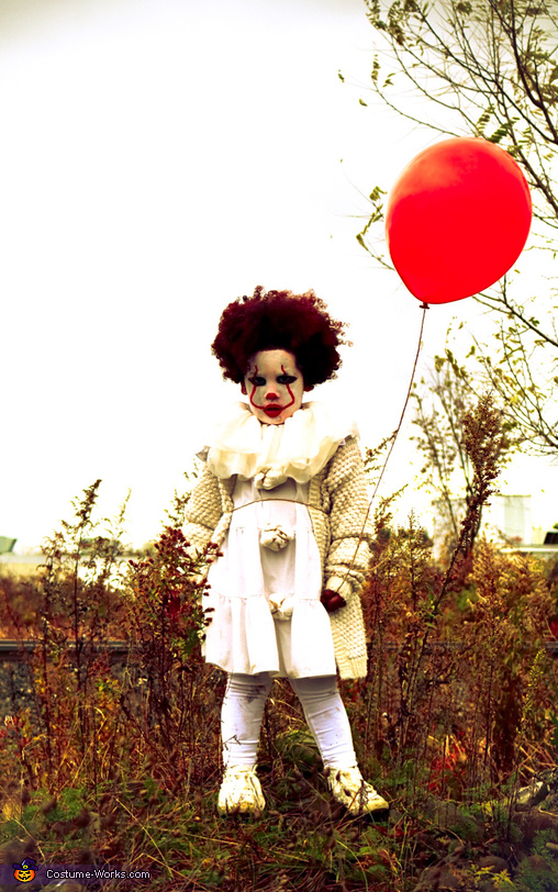 Pennywise Clown Costume