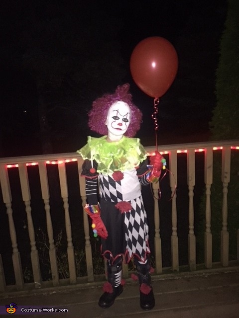 Pennywise - from the Movie I.T. Costume