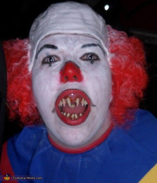 Pennywise, Pennywise the Clown Costume