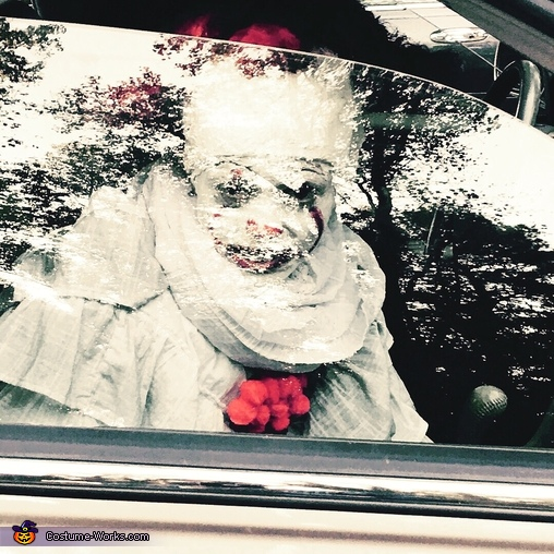 Creepy AF, Pennywise the Dancing Clown Costume