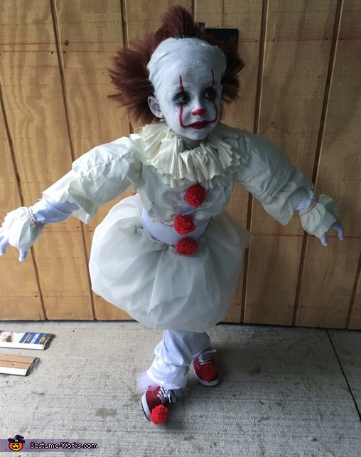 Pennywise the Dancing Clown Child Costume