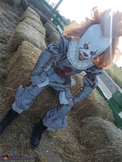 Who's Brave Enough for a Ride?, Pennywise the Dancing Clown Costume