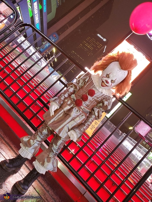 We All Float Down Here, Pennywise the Dancing Clown Costume