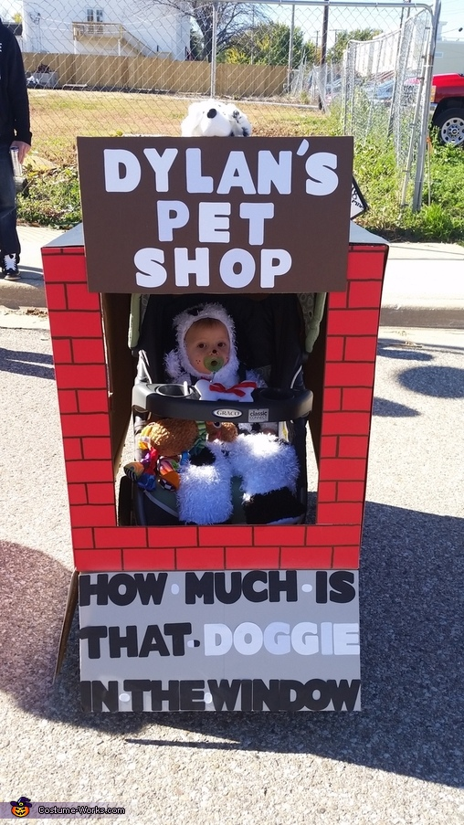 Pet Shop Baby Costume