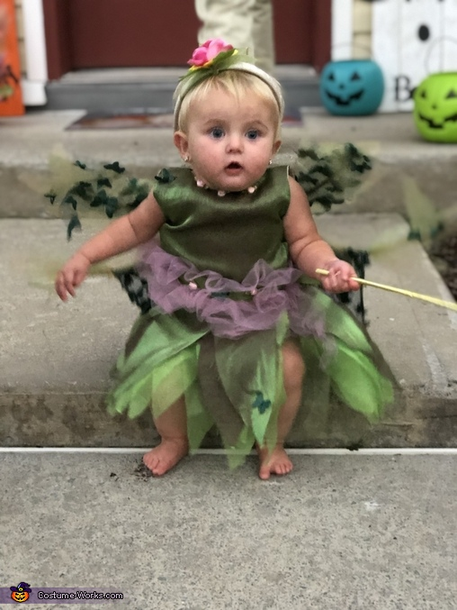 Wheres my pixie dust, Peter Pan and Tinker Bell Costume