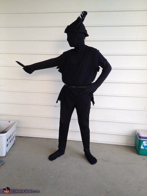 Peter Pan Shadow Costume