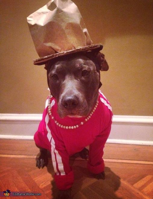 Pharrell Costume