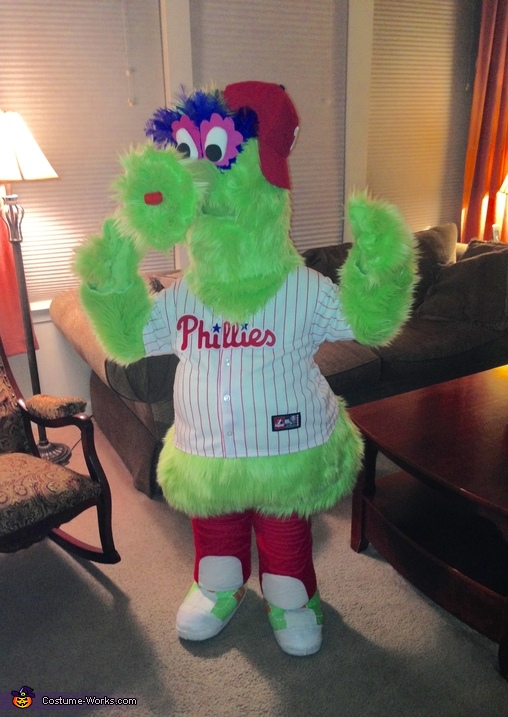 Phillie Phanatic Costume