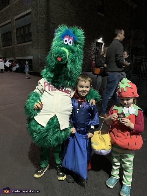 Philly Phanatic Costume