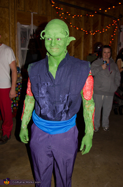 Piccolo from Dragon Ball Z Costume