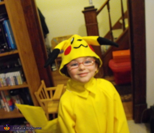 Pickachu Costume