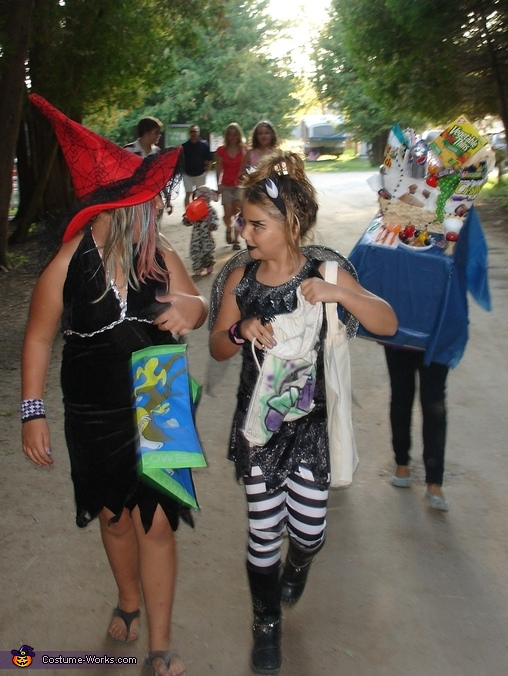 trick or treat!, Picnic Time Costume
