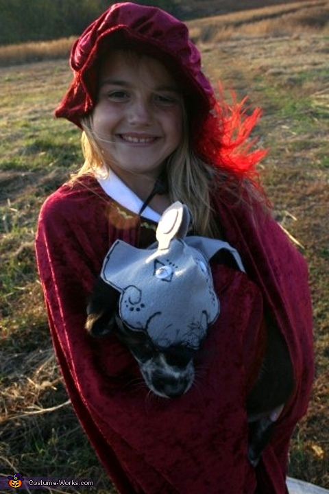 Pied Piper - Homemade costumes for girls