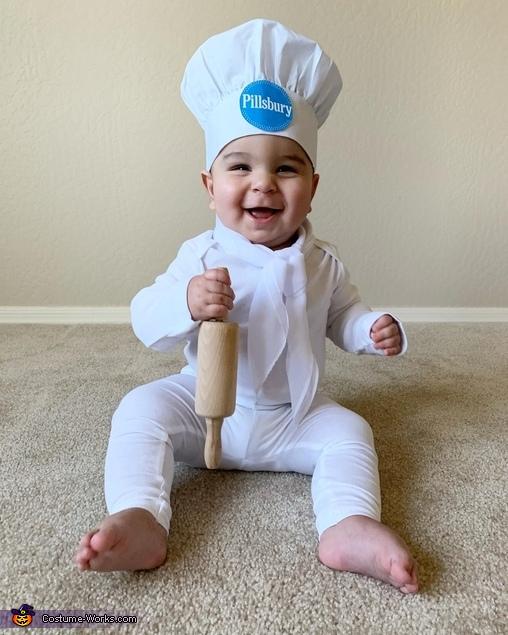 Pillsbury Doughboy Costume