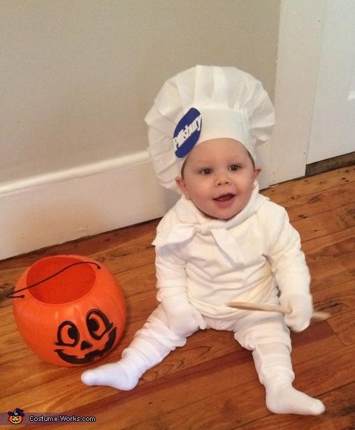 Pillsbury Doughboy Baby Costume