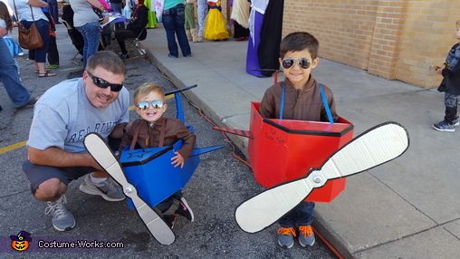 Pilots Costume