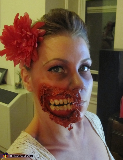 Pin-Up Zombie Costume