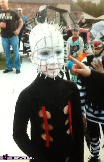 Pin Head Costume