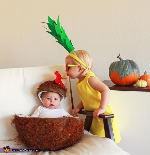 Pina Colada Baby Costume