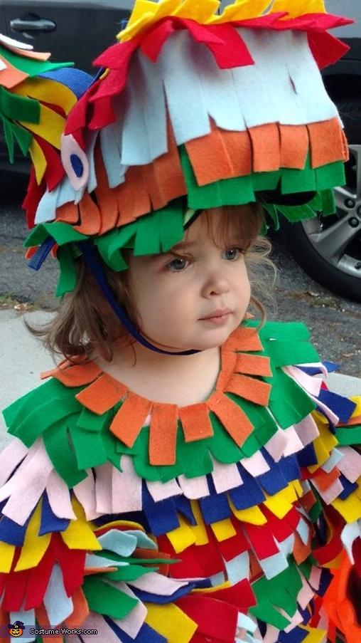 DIY Pinata Baby Costume