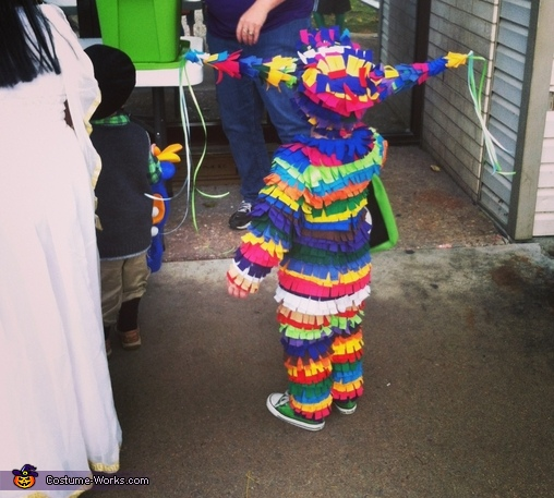 cute pinata costume, Infant Pinata Costume
