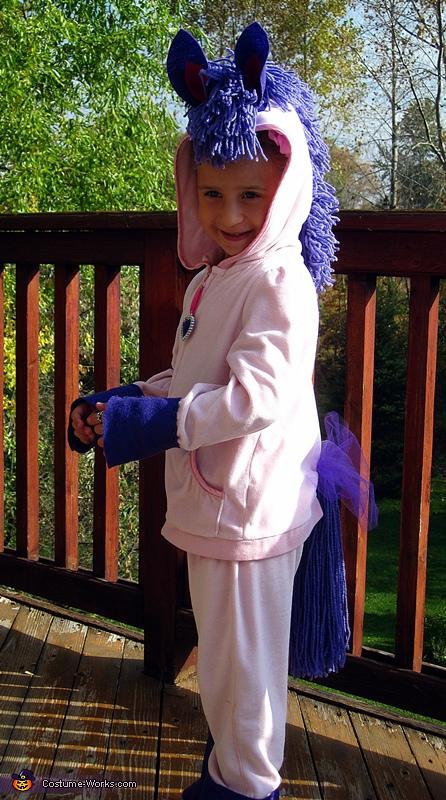 Pink Pony Costume